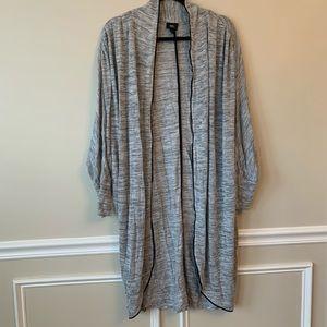 Heather grey slouchy sweater